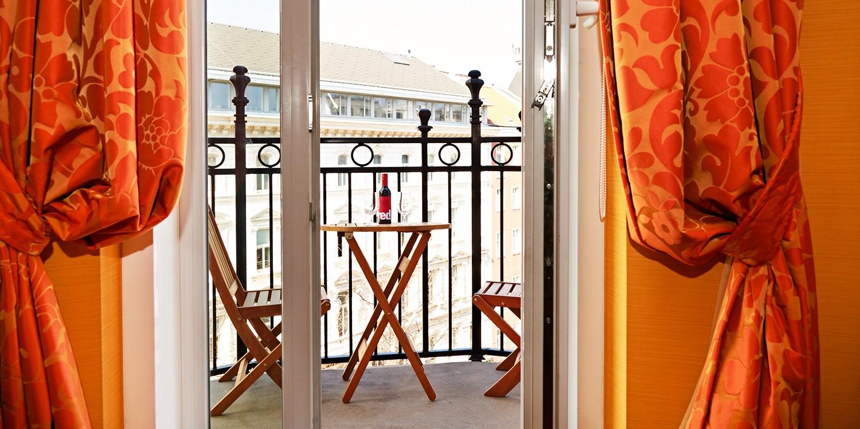 Hotel Das Tyrol -- Wien, Österreich