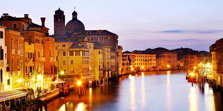 Hotel Becher -- Venice, Italy