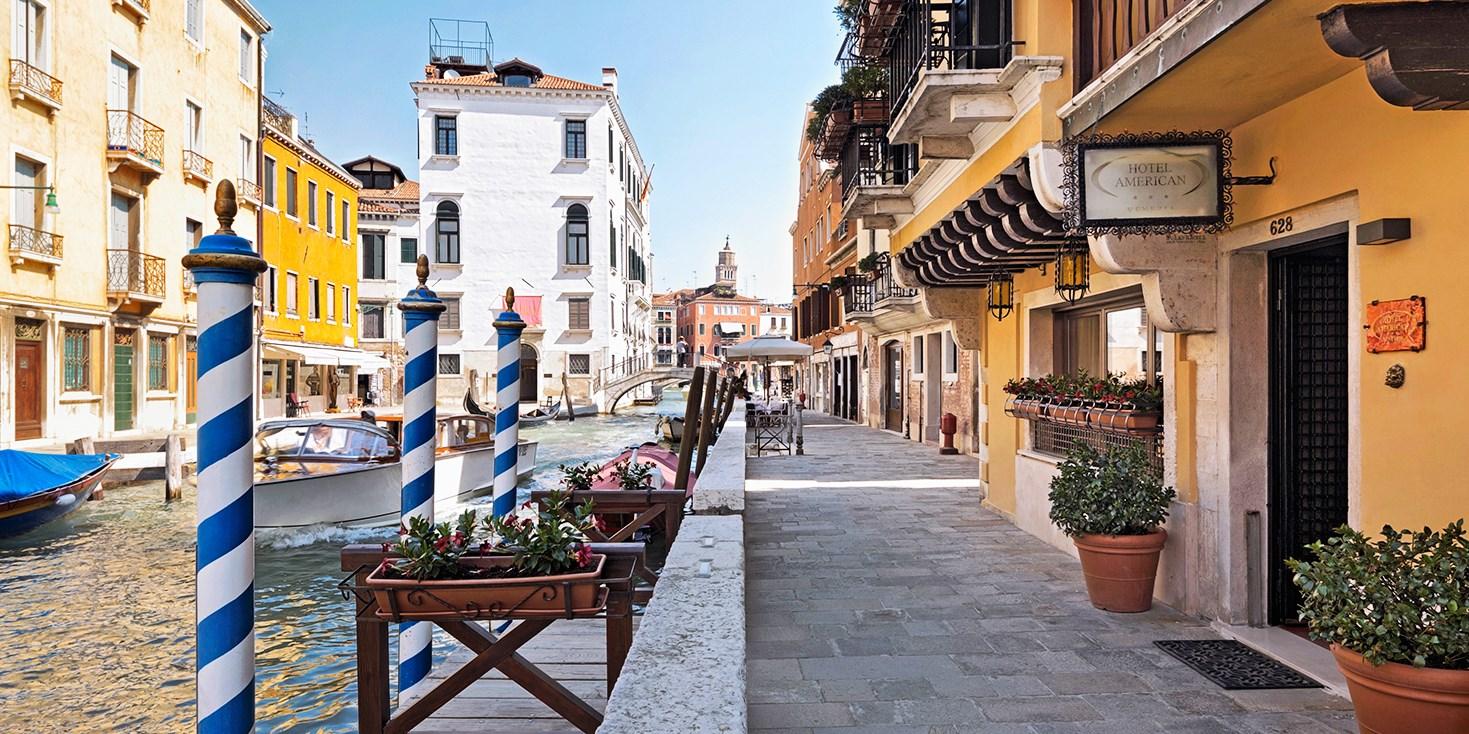 Hotel American Dinesen -- Venedig, Italien