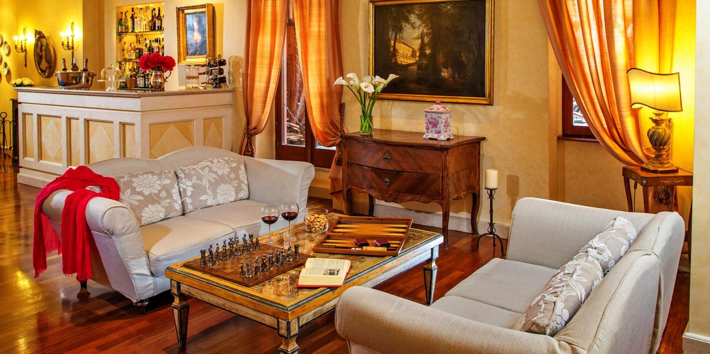 Hotel Mozart -- Rome, Italy