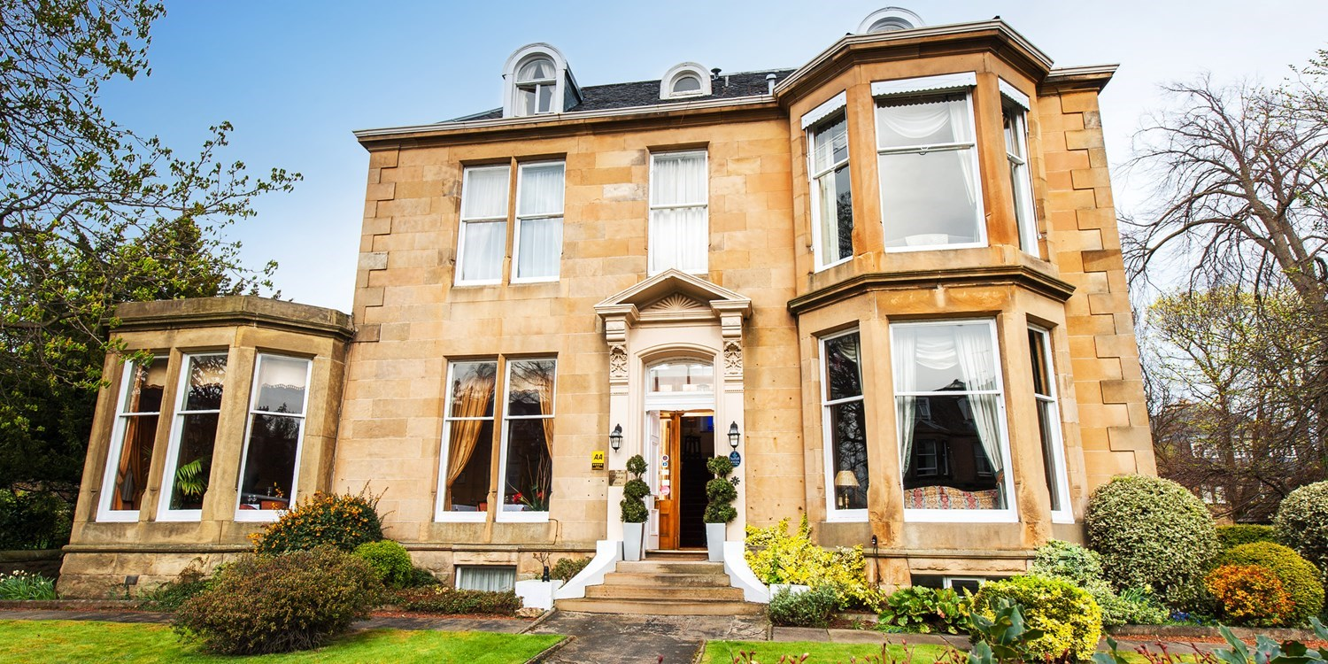 Kildonan Lodge Hotel  -- Edinburgh, United Kingdom