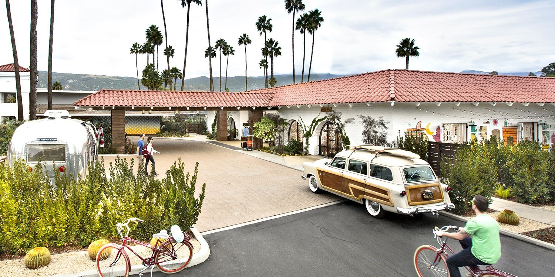 $296 & up – Santa Barbara Retro-Chic Hotel, 45% Off -- Santa Barbara, CA