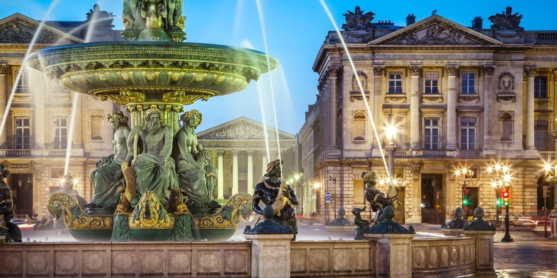 Hotel Madeleine Plaza -- Champs-Elysées, Paris