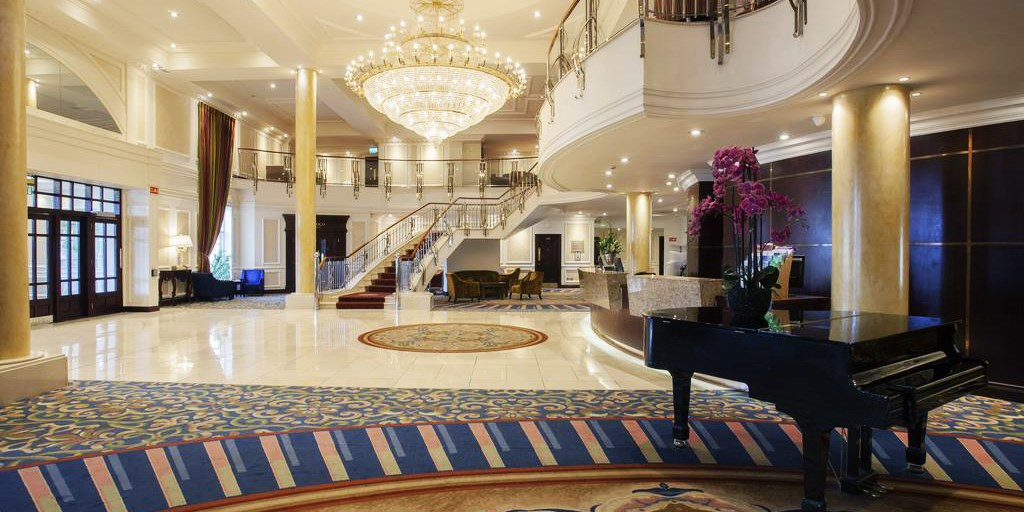 Knightsbrook Hotel Spa & Golf Resort -- Trim, Ireland
