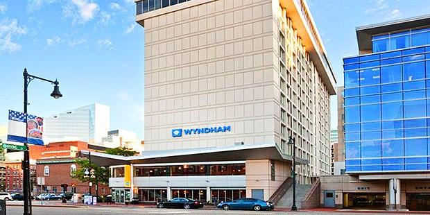 Wyndham Boston Beacon Hill -- Beacon Hill, Boston