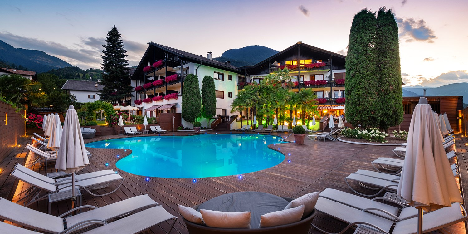 ab 159 € – Südtirol: Wellnesshotel mit Dinner & Pool, -43% -- Prissian, Italien