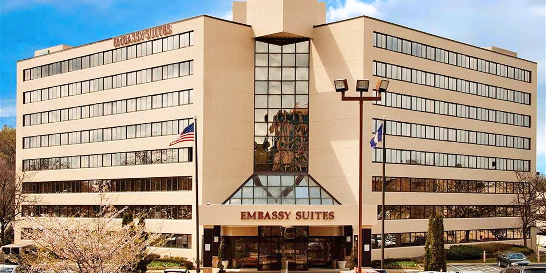 Embassy Suites Hotel Tysons Corner -- Tysons Corner, VA