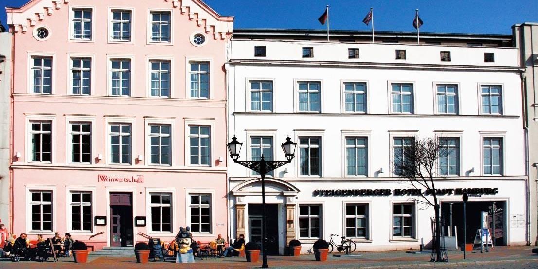 Hotel Steigenberger Stadt Hamburg Wismar