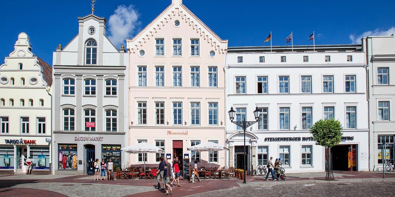 Steigenberger Hotel Stadt Hamburg -- Wismar