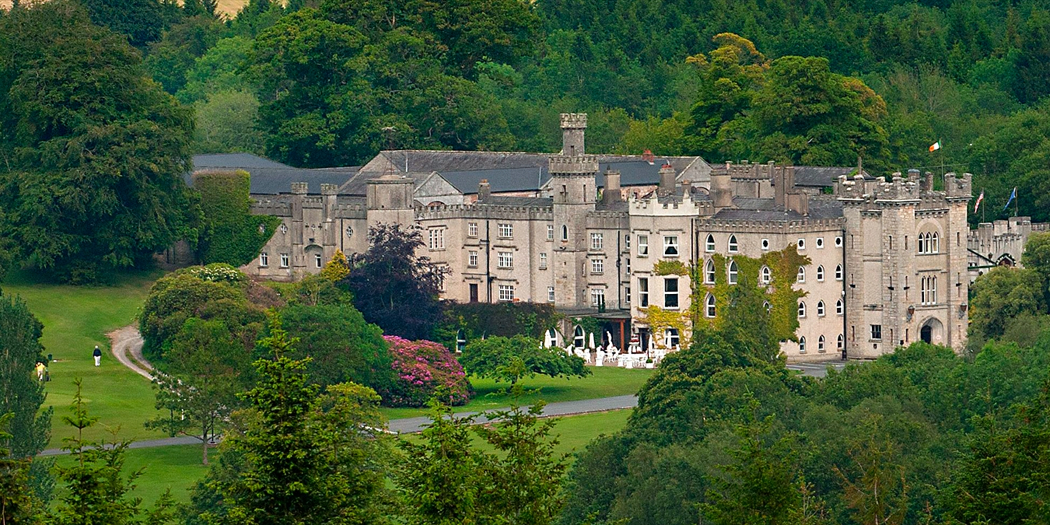 Cabra Castle Hotel -- Kingscourt, Ireland