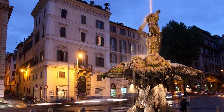 Hotel Modigliani -- Rome, Italy