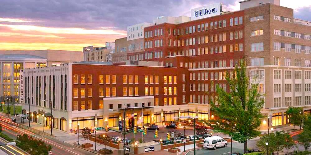Hilton Richmond Downtown -- Richmond, VA