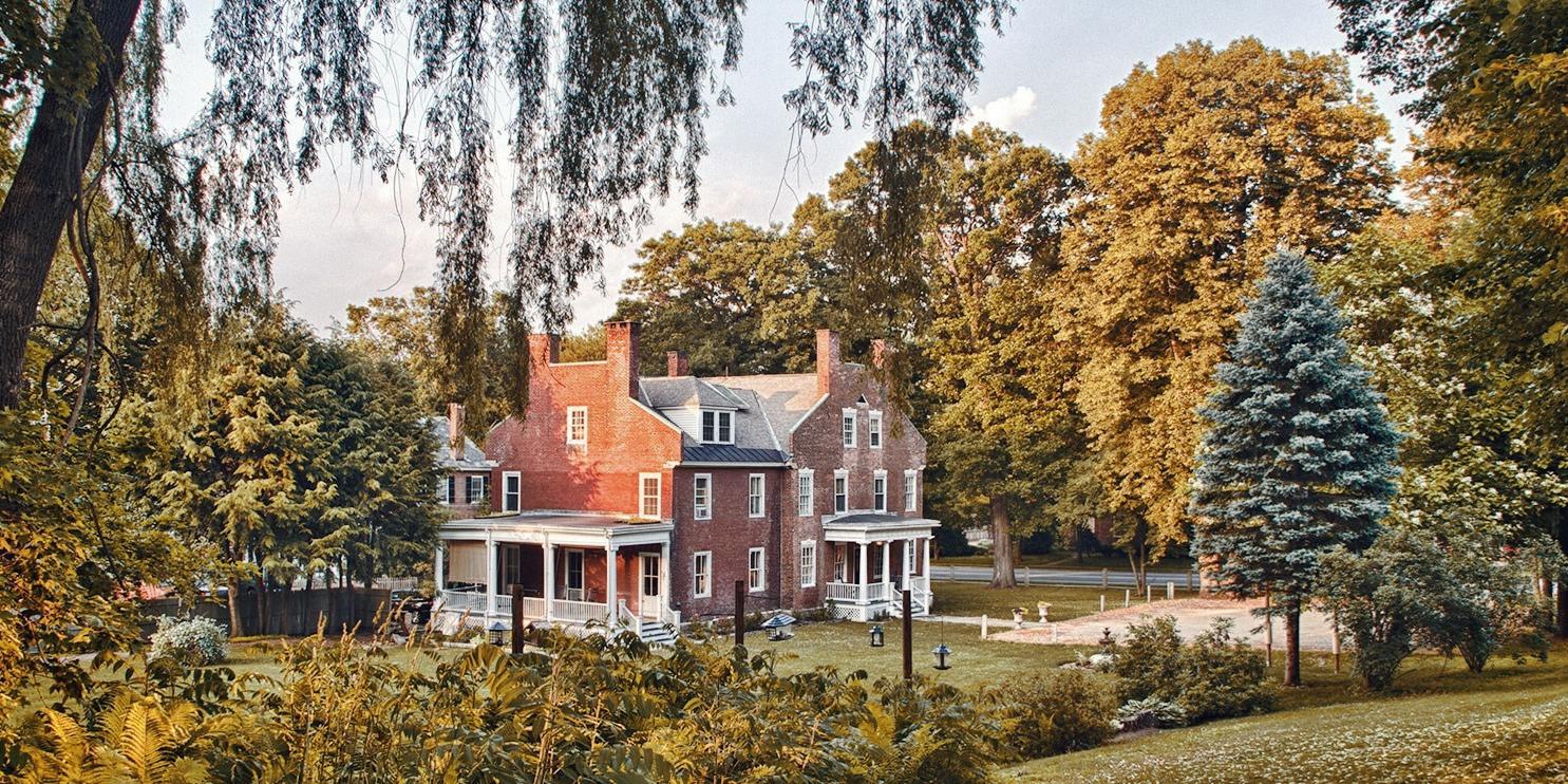 $130 – Vermont B&B incl. Fall Foliage Season, 55% Off -- Windsor, VT