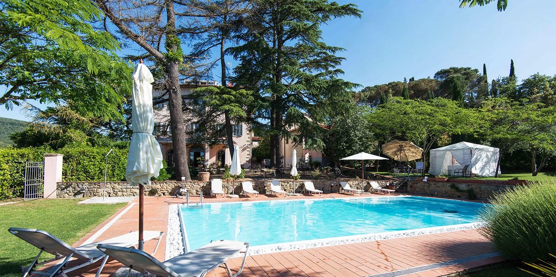 Villa la Grotta -- Sercognano, Italy
