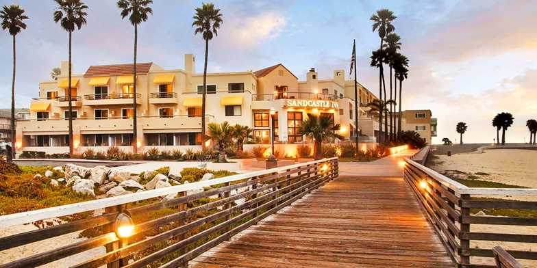 Sandcastle Hotel On The Beach Pismo Ca