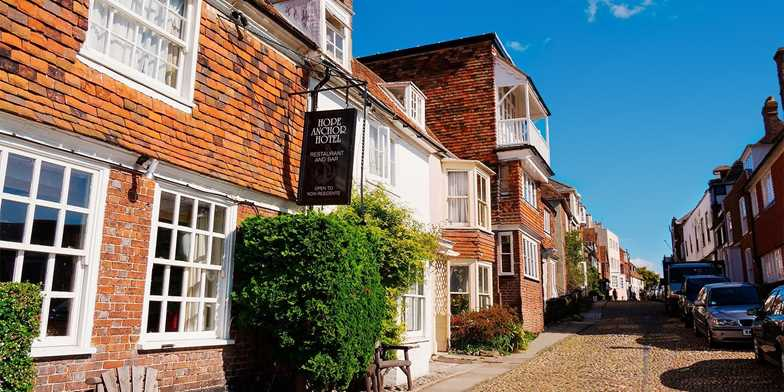 best dating east sussex hotel in rye