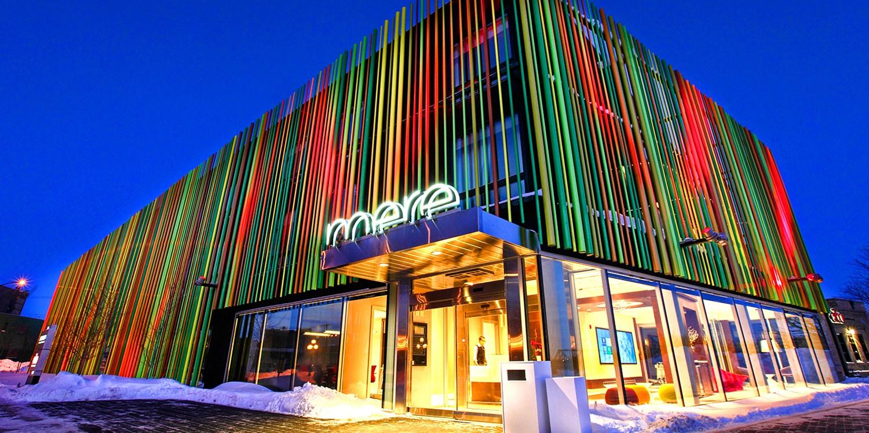 Mere Hotel -- Winnipeg, Canada