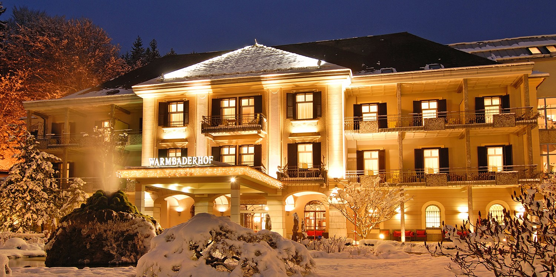Hotel Warmbaderhof -- Villach, Österreich