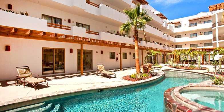 Hotel Santa Fe Loreto Mexico