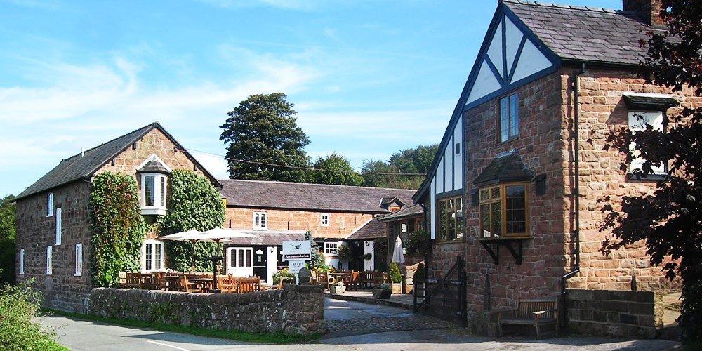 The Pheasant Inn -- Burwardsley, United Kingdom
