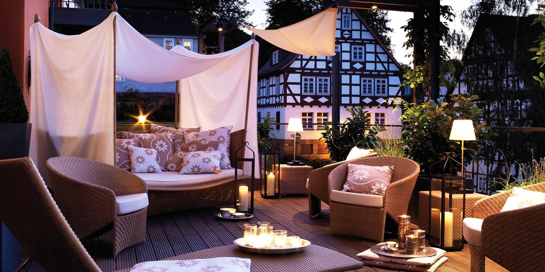 179 € – Hessen für Genießer: Hotel mit Spitzenküche, -38% -- Frankenberg (Hessen)