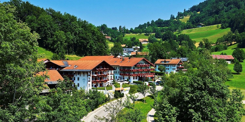 Königshof Hotel Resort -- Weißach