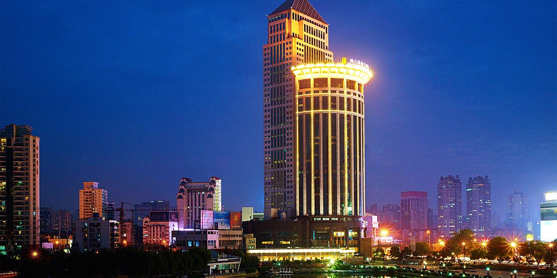 Wuhan Jin Jiang Hotel -- Wuhan, China