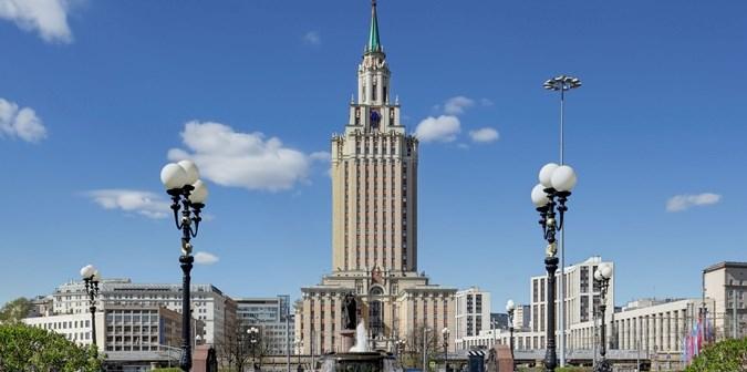 Hilton Moscow Leningradskaya -- Moskau, Russland