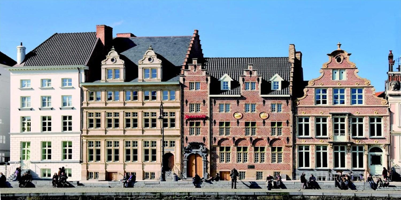 Ghent Marriott Hotel -- Gent, Belgien