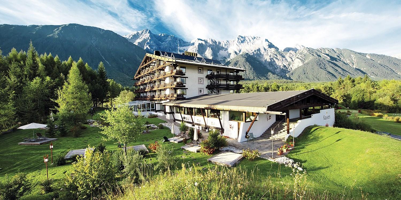 Hotel Kaysers Tirolresort -- Mieming, Österreich