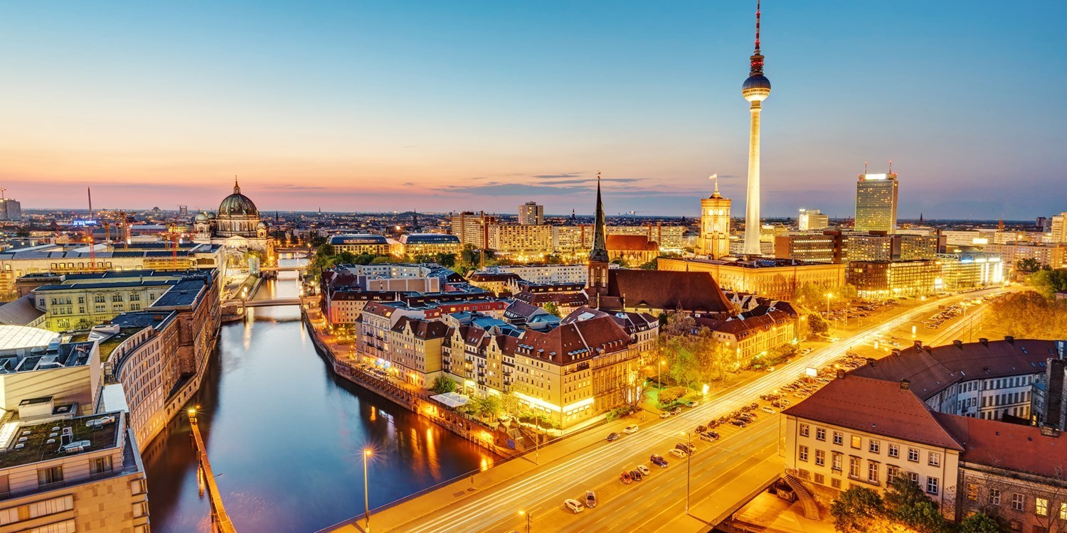 $94 & up – Central Berlin hotel stay, save 45% -- Berlin, Germany