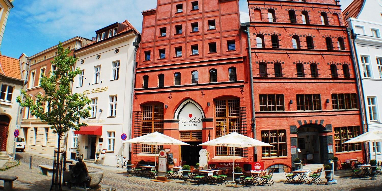 Romantik Hotel Scheelehof -- Stralsund