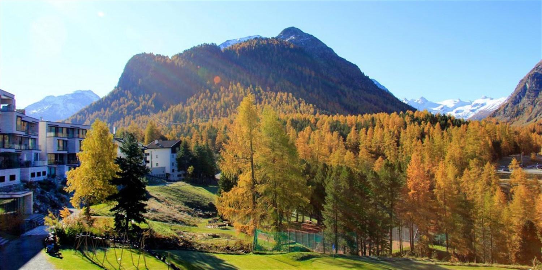 Hotel Saratz  -- Pontresina, Switzerland