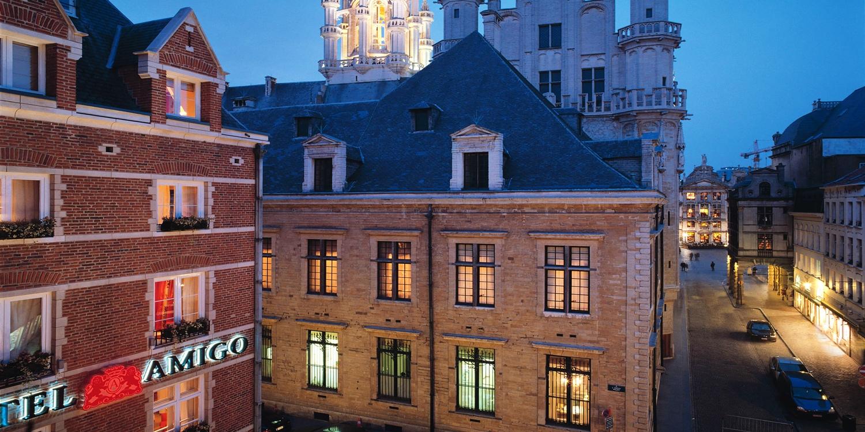 Hotel Amigo -- Brussels, Belgium