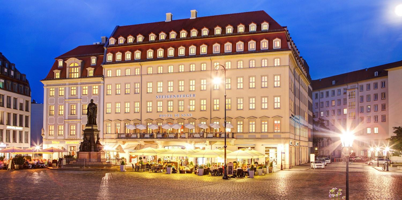 Steigenberger Hotel de Saxe  -- Dresden, Germany