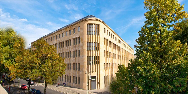 Hotel Crowne Plaza Berlin Potsdamer Platz -- Berlin