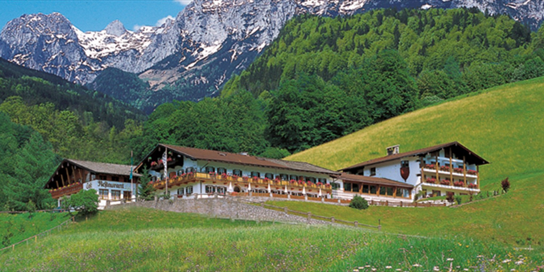 Best Western Berghotel Rehlegg  -- Ramsau