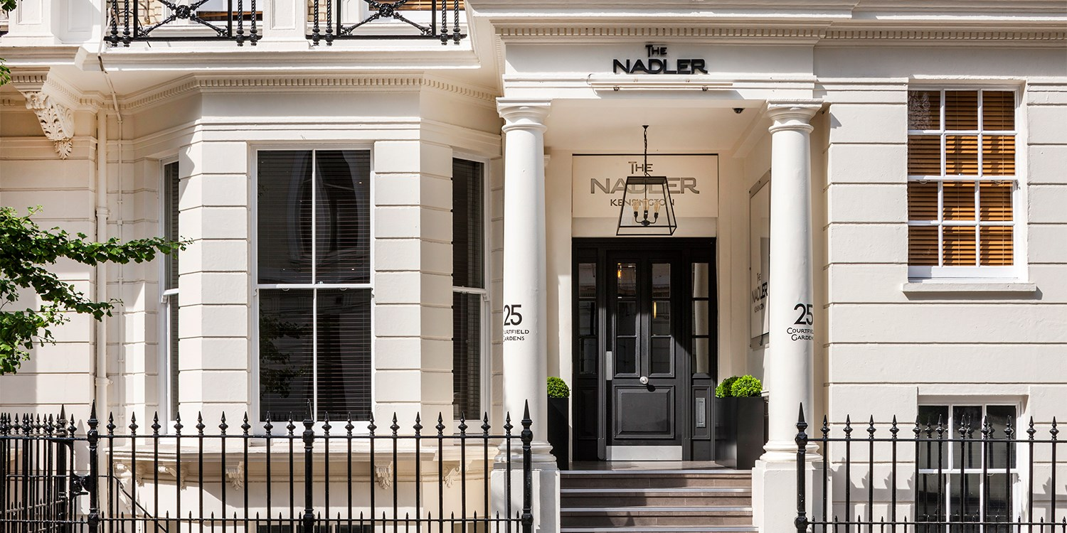 The Nadler Kensington -- West London