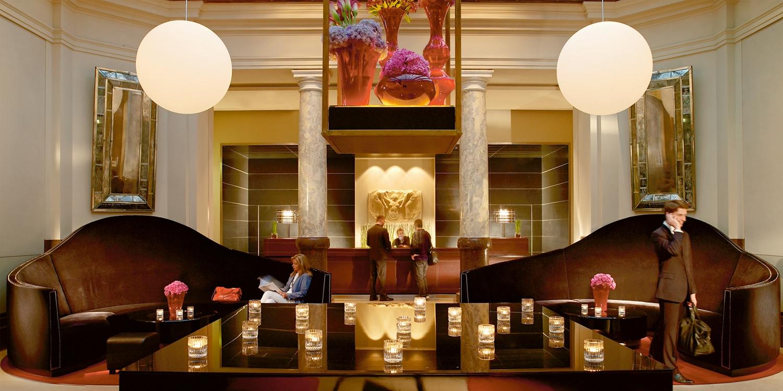 Rocco Forte Hotel de Rome -- Berlin