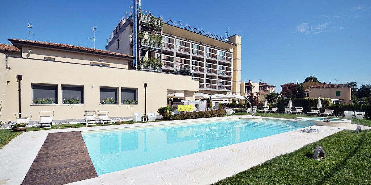 Enjoy Garda Hotel -- Peschiera, Italien