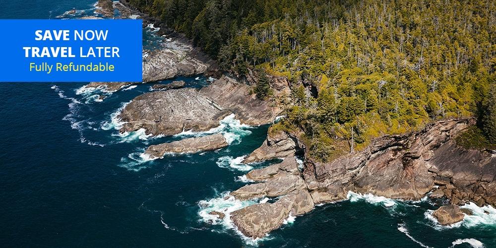 $109 – Tofino: Waterfront Hotel incl. Bike Rental, 40% Off -- Tofino, British Columbia