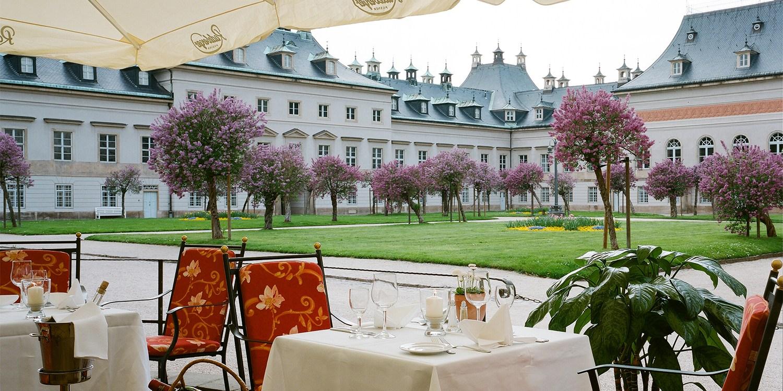 Schloss Hotel Dresden-Pillnitz -- Dresden, Germany