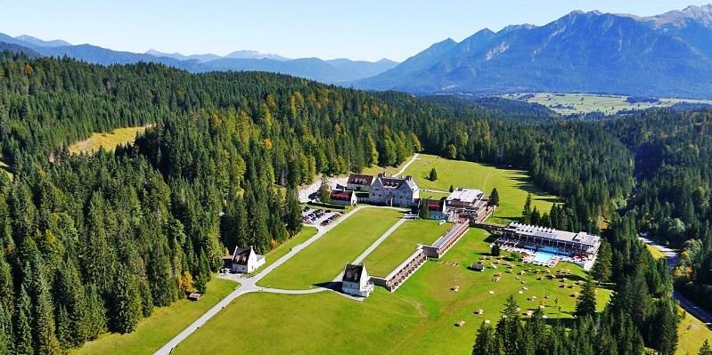 Hotel & Wellness-Refugium DAS KRANZBACH -- Kranzbach