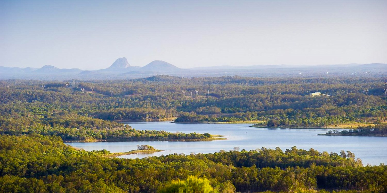 $159 – Mountain Lodge nr Brisbane w/Breakfast, Wine & Extras, 61% off -- Brisbane, Australia