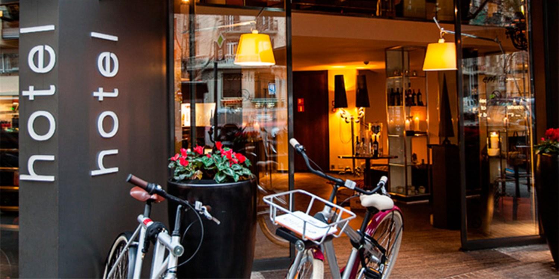 Hotel Villa Emilia -- Eixample, Barcelona