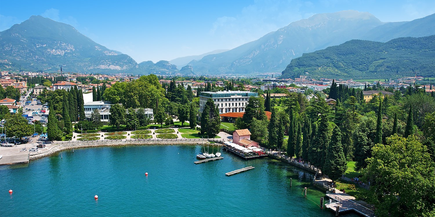 Hotel Lido Palace - The Leading Hotels of the World -- Riva del Garda, Italien