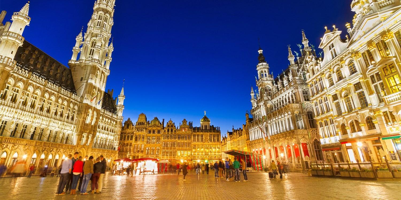 Hotel BLOOM! -- Brüssel, Belgien