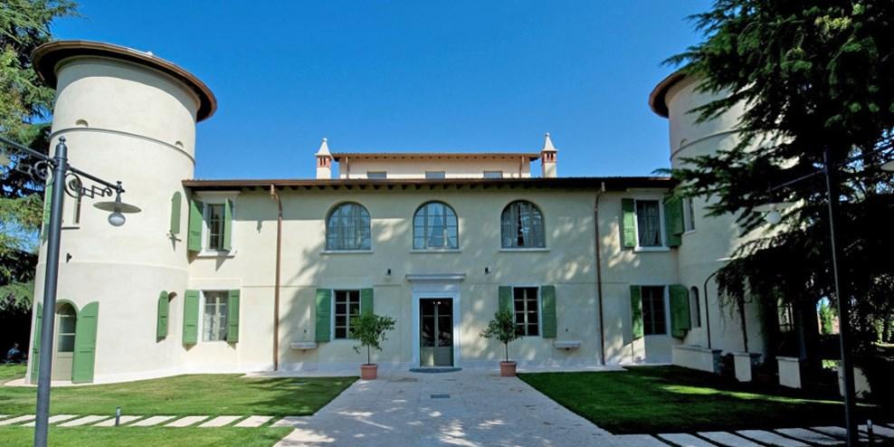Relais Corte Cavalli -- Gardasee, Italien