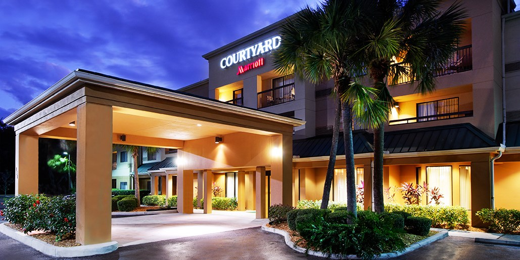 Courtyard by Marriott Sarasota Bradenton Airport -- Sarasota, FL