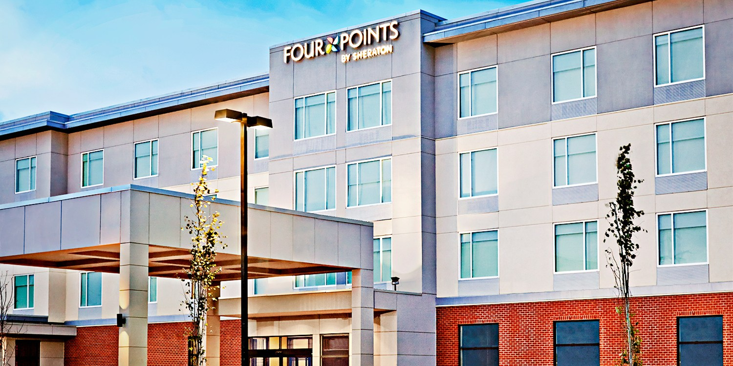 Four Points by Sheraton Edmonton International Airport -- Leduc, Canada